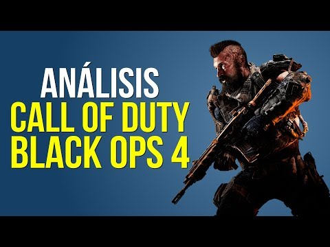 CALL OF DUTY: BLACK OPS 4, análisis
