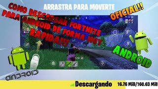 how to download ANDROID FORTNITE safely and official