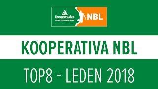 TOP8 Kooperativa NBL - leden 2018
