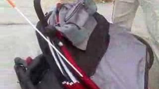 Rowdytown reviews Schwinn Joy Rider bike trailer / stroller