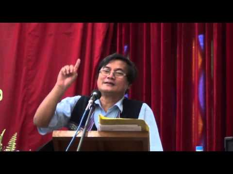 Karen Bible Study Rev Htun Than Part I