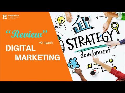 [HIU] - Giới thiệu Ngành Digital Marketing