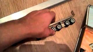 Двери на роликах (комплект, описание)(Двери на роликах (комплект, описание). То есть имеется ввиду двери купе - как они утроены., 2013-12-10T21:00:49.000Z)