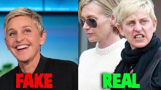 Ellen Degeneres Breaks Character How She Really Acts