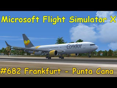 Let's Play Microsoft Flight Simulator X Teil 682 Frankfurt - Punta Cana [5/5] B767 | Liongamer1