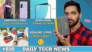 Realme 3 Pro Box,Oneplus 7 Pro,SD 665 & 730G,Redmi Y3 32MP Selfie,Fortnite 8.30 Android,OPPO Reno810