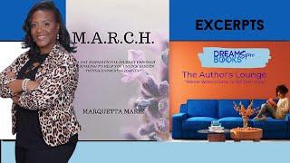 Marquetta Reid Reading Authors Lounge
