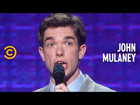 John Mulaney Is Turning Into His Mom
