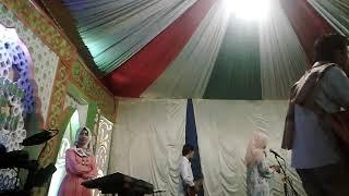 Parodi Jaran Goyang  vs Baca qur'an - Cakrawala band live Magelang