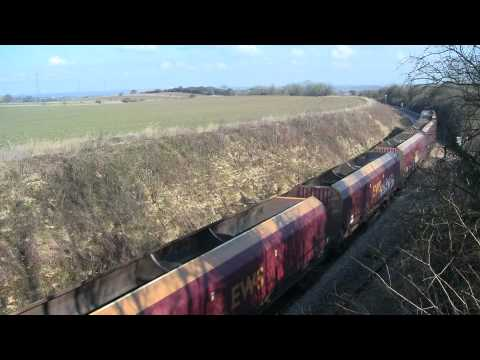 Railway Rambles on SYJR Firbeck Junction Tickhill