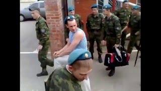 Приколы в армии  Армейские неудачи 2