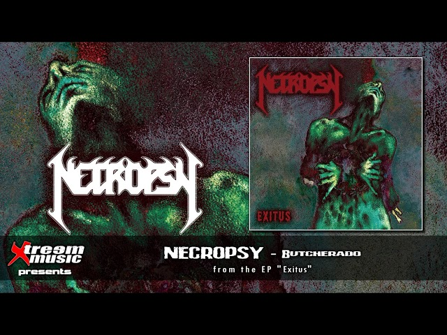 NECROPSY - Butcherado [2020]