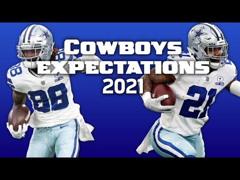 CeeDee Lamb Shares Expectations for Cowboys in 2021