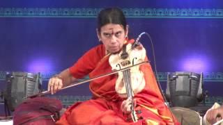 Download lagu 8th Annual Music Festival 2017 Samagana Dhanvantri Concert Series Violin Solo by Kanyakumari MP3