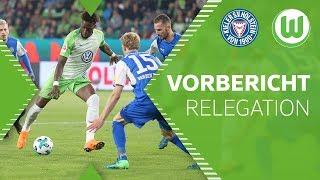 90 Minuten Vollgas! | Vorbericht | Relegation | Holstein Kiel - VfL Wolfsburg