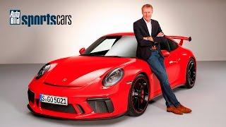 2017 Porsche 911 GT3 (991.2): Andreas Preuninger erklärt den neuen GT3! -  AUTO BILD SPORTSCARS