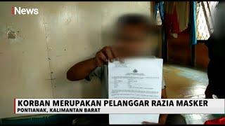 Tak Mampu Bayar Denda, Oknum Polisi di Pontianak Tega Mencabuli Anak Dibawah Umur - iNews Pagi 20/09