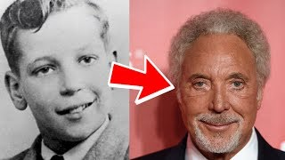 Tom Jones from 3 to 77 years old
