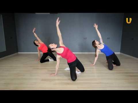 Заряд бодрости #64. Пор де бра - фитнес класс с элементами хореографии