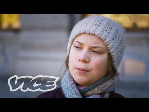Watch Our New Film About the Climate Strikes, 'Make the World Greta Again' - VICE