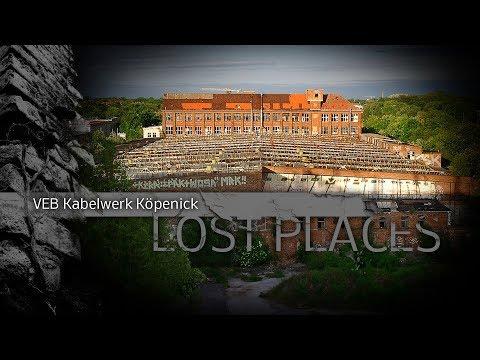 LOST PLACES | VEB Kabelwerk (Mellowpark) Treptow-Köpenick Berlin (Part 2)