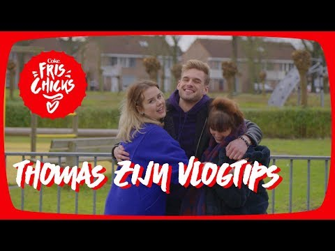 THOMAS VAN GRINSVEN ON OUR SIDE! - FrisChicks #4