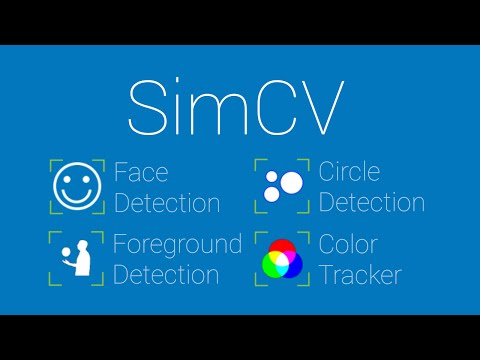 SimCV Android App Showcase