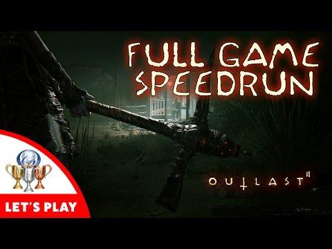 Outlast 2 Full Game Speedrun Walkthrough [LIVE] Asahel Trophy Guide