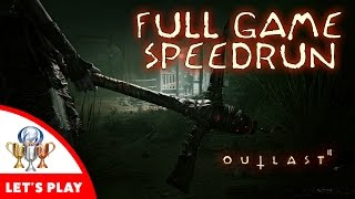 Outlast 2 Full Game Speedrun Walkthrough [LIVE] Asahel Trophy Guide
