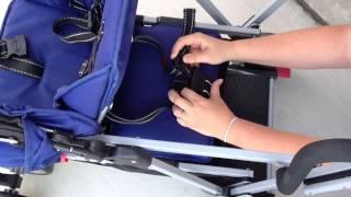 Joovy Caboose Ultralight Double Stroller Review