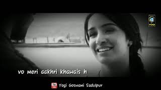 aashiqui 2 movie clips best dialogue edit by yogi Goswami