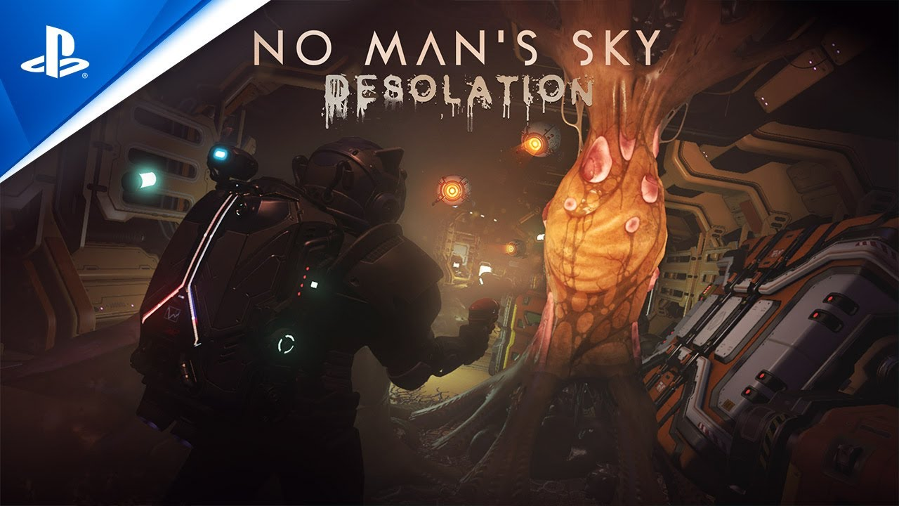 No Man's Sky - Desolation Trailer