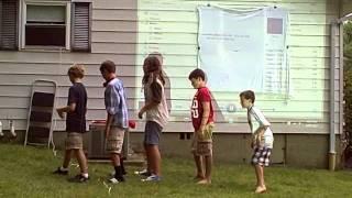 Jul 16 2011   Casper Slide Dance Wagner kids (Drew Wagner)
