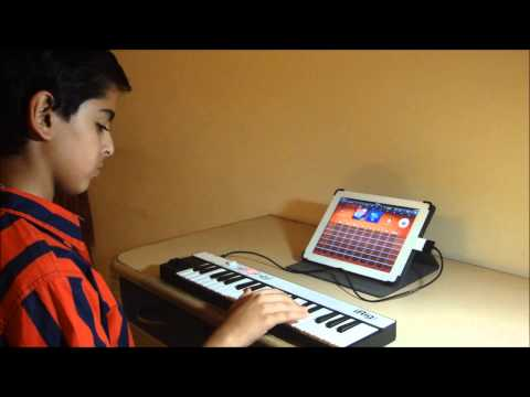 Dream Theater  Wither  Instrumental   Kashyap Iyengar