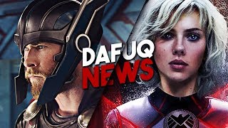 4 faza MARVELA ujawniona! Fantastyczna 4, Kobieta Thor, Doctor Strange 2, Loki! Comic-Con