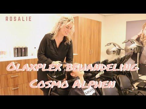 Olaplex Herfst Hairlook + Winactie Uitslag | R O S A L I E