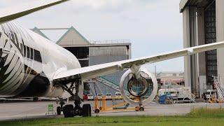 Air New Zealand 787-9 Rolls- Royce Trent 1000 Engine Problems - 2019