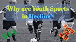Are Youth Sports in DECLINE?
