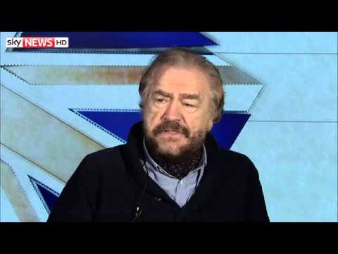 Brian Cox talking about Scottish Independence on Sky News