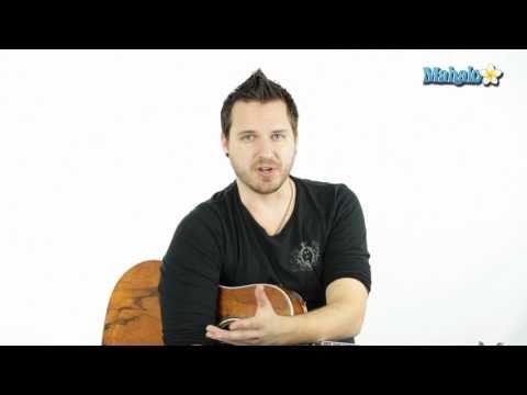 How to Play an E Minor 7 (Em7) Bar Chord on Guitar (7th Fret)