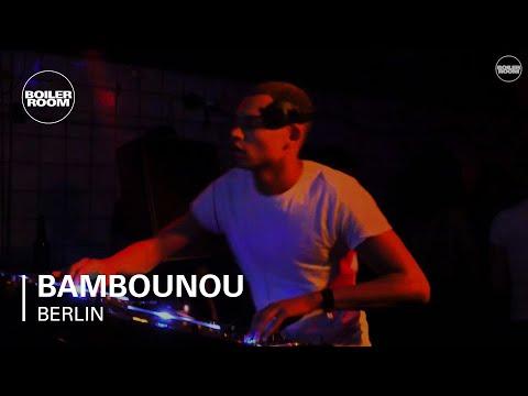 Bambounou Boiler Room Berlin 50Weapons RIP DJ Set