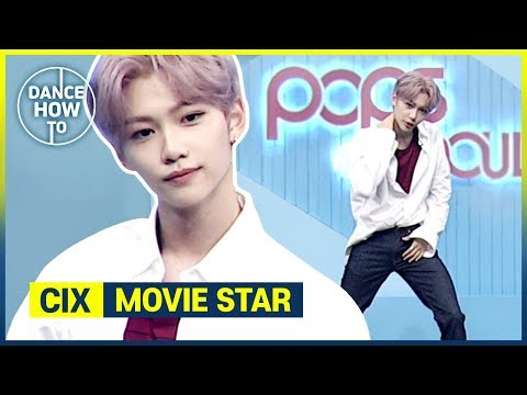[Pops In Seoul] Felix's Dance How To! CIX(씨아이엑스)'s Movie Star