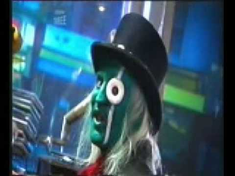 Eels - The Mighty Boosh