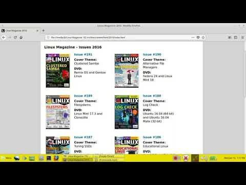Linux Magazine Archive DVD