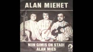 Alan Miehet - Alan Mies (Finnlevy, 1980)