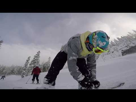 Canada 2018 |        Whistler Blackcomb |       17th-22nd January
