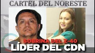 """Capturan a sobrina de """"El Z40"""" #Tamaulipas"""