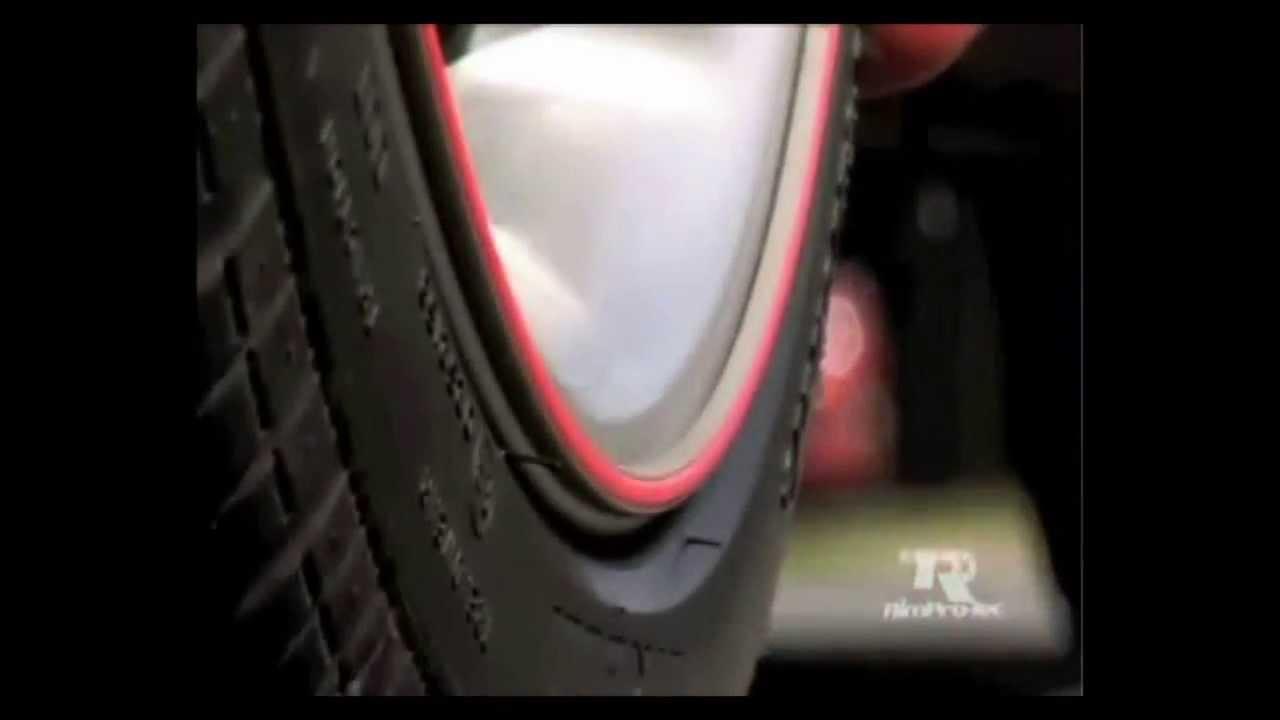 Alloy Wheel Protection Stop Curb Rash Youtube