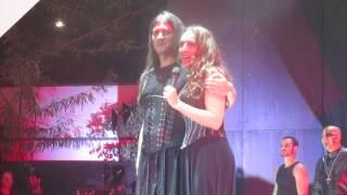 "Mónica Naranjo ""Perra Enamorada"" a capella. Tour MN 4.0 Albacete"