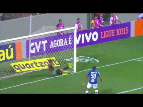América MG 0 x 2 Cruzeiro Melhores Momentos Completo 08/09/16